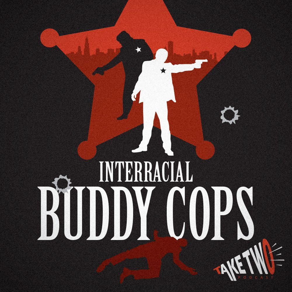 Interracial Buddy Cops Artwork